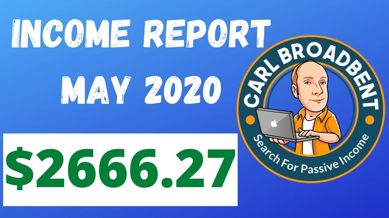 income report may 2020