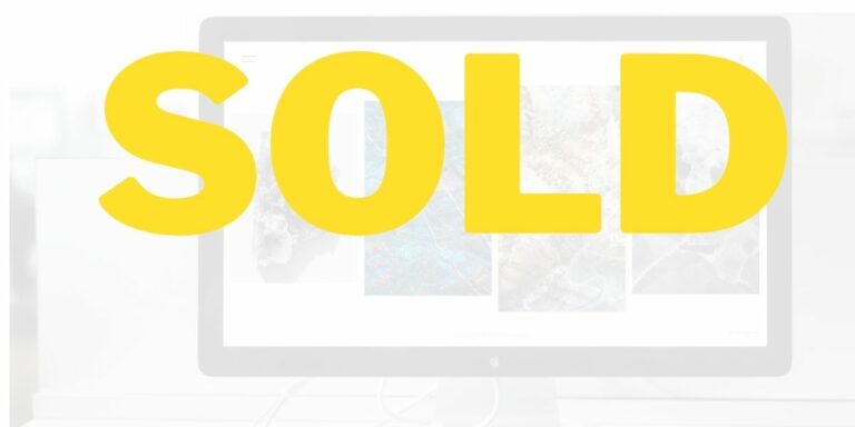 High Ticket Item website - Sold $24000