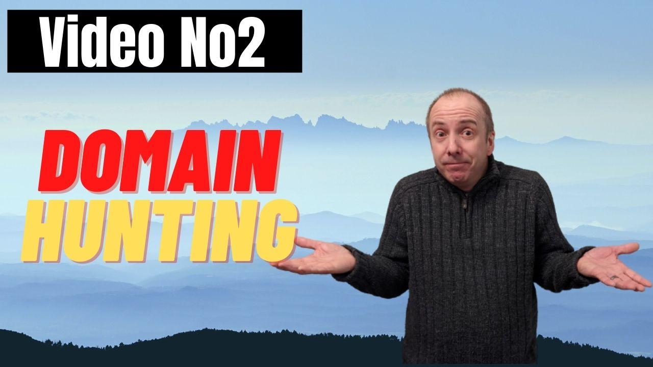 domain name hunting