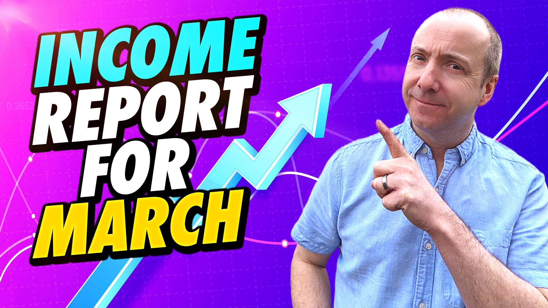 income report march 2021