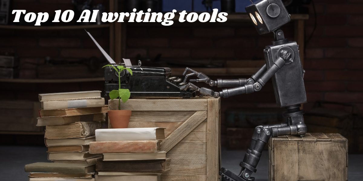 ai writing tools and software
