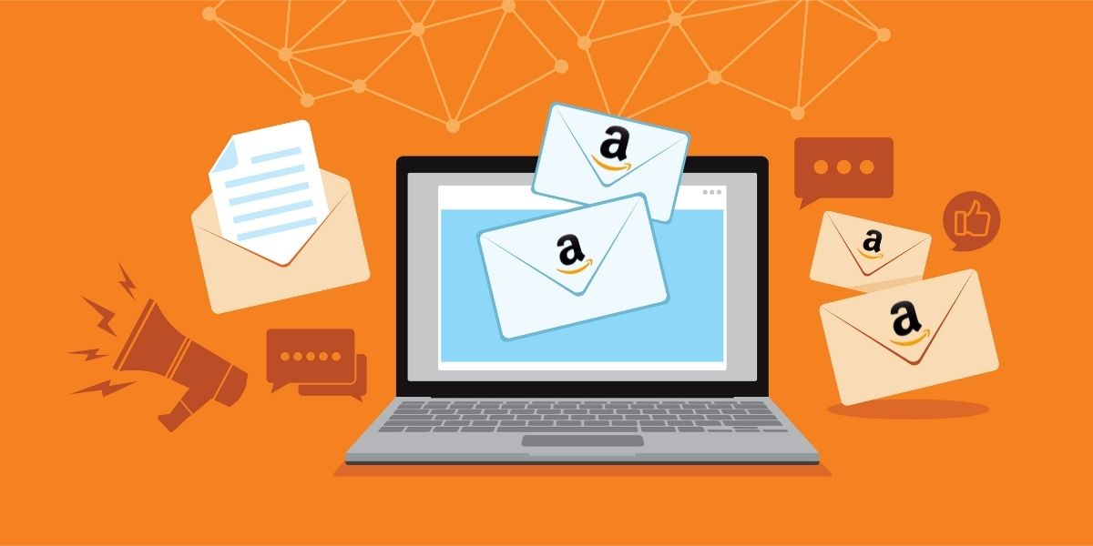 amazon links in emails