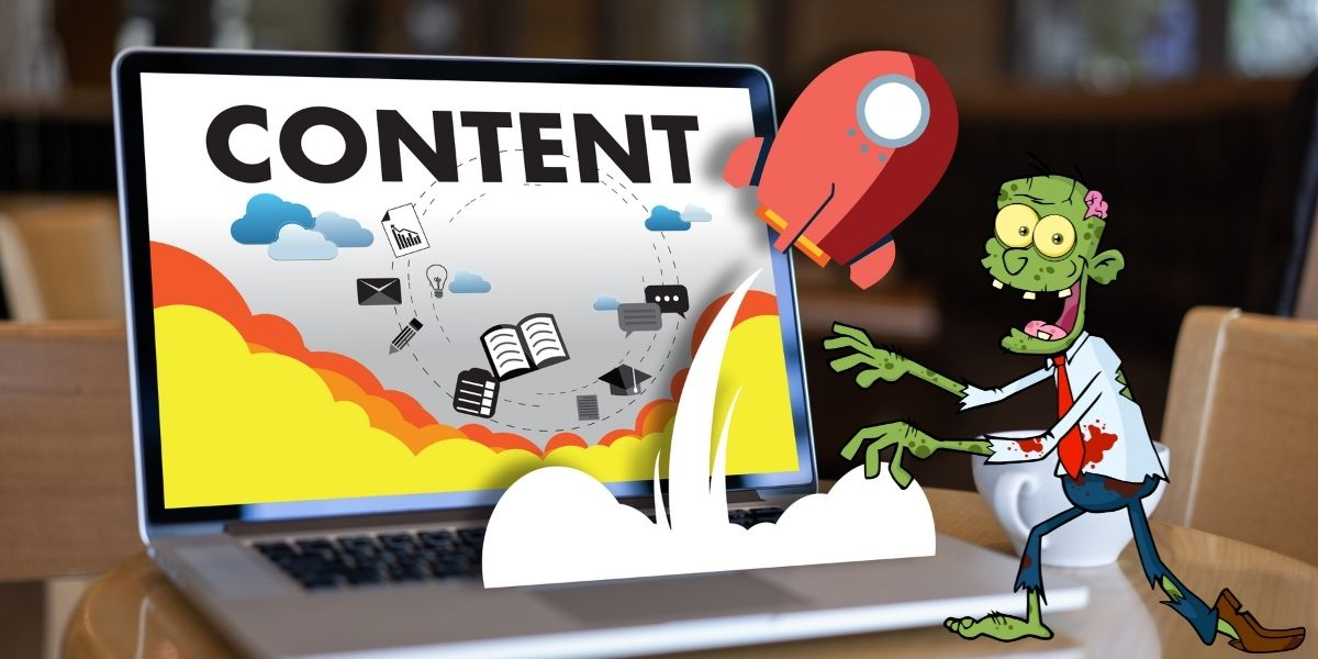 What is content cannibalization