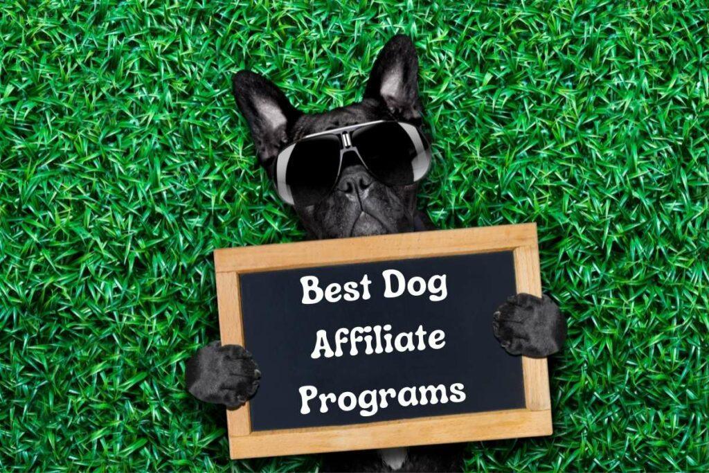 best dog affiliate programs
