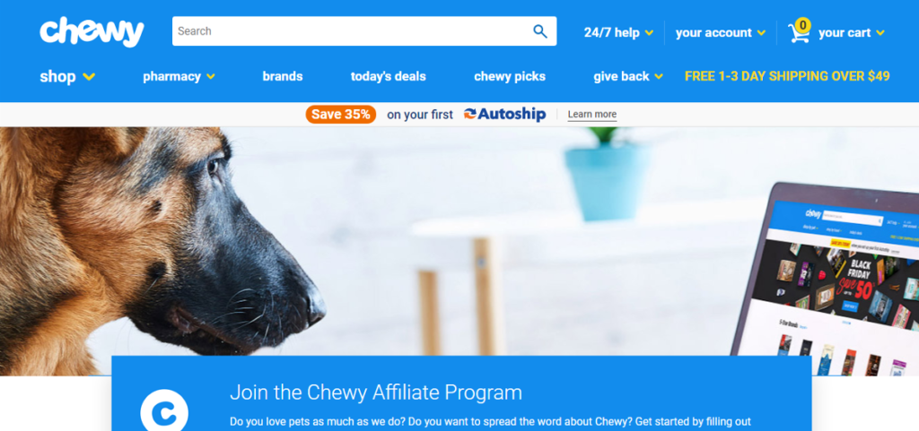 Best Affiliate Programs for Pets