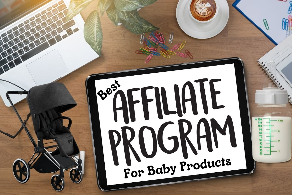 affiliate programs for baby products