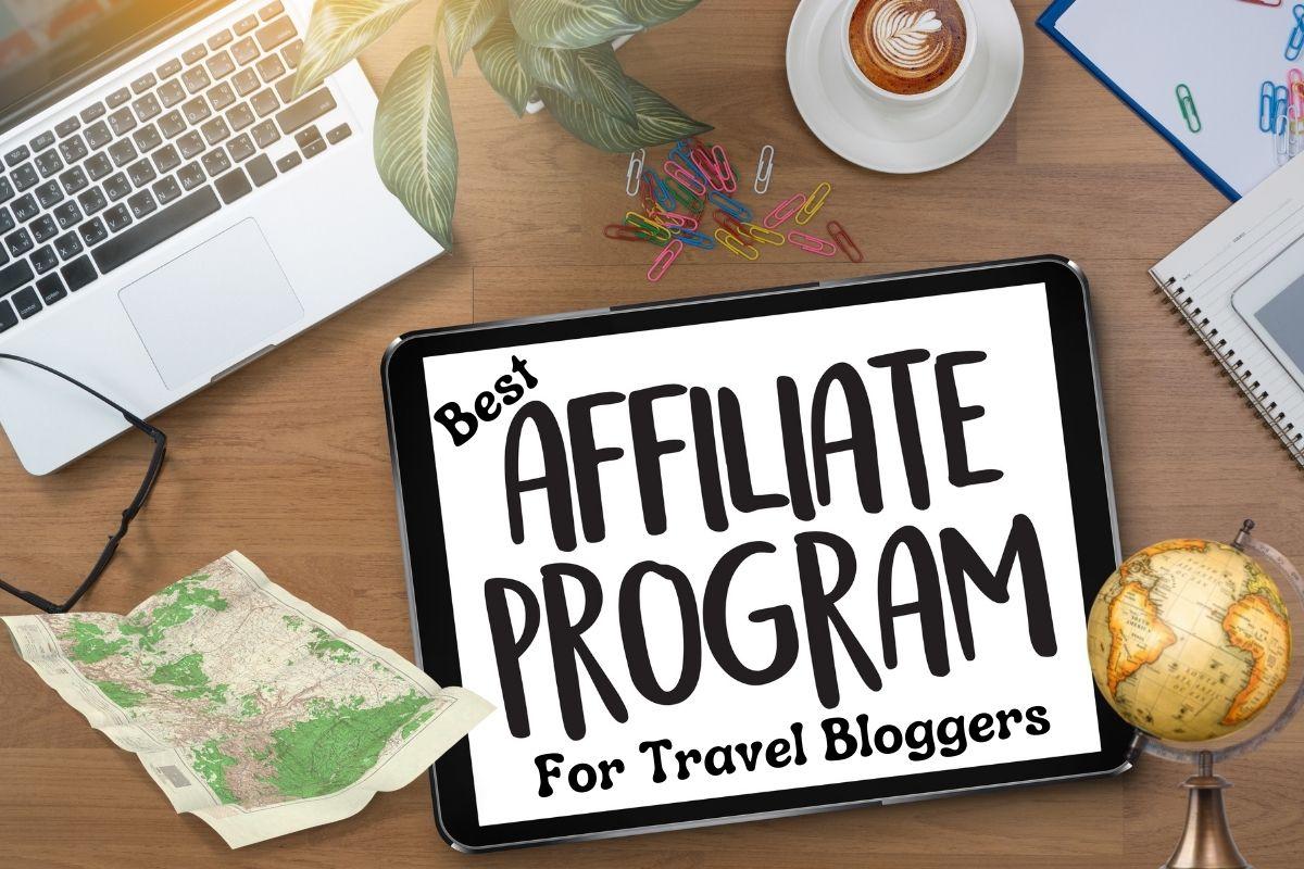 affiliate programs for travel bloggers
