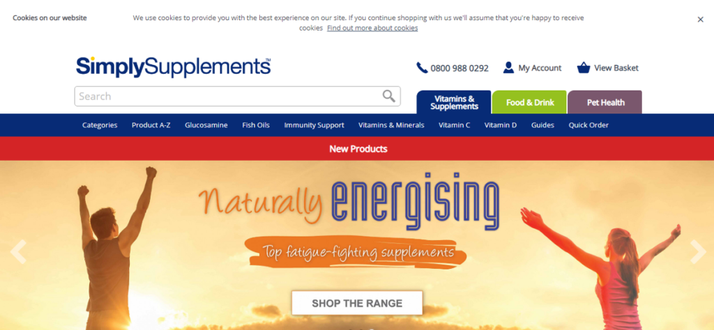 Simply Supplements AFFILIATE PROGRAM