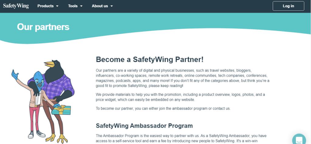 Best affiliate program for travel bloggers