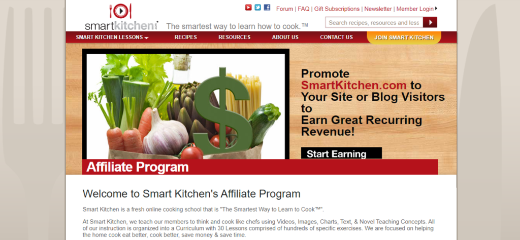 Affiliate Programs for Recurring Commissions